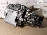 Генератор Hyundai Accent 2 Matrix Getz 1.5 CRDI дизель 2002-2010г.в. 100А, фото 2