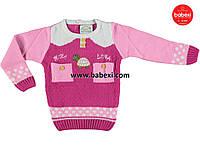 Теплый свитер  для девочки  6 лет. Турция! Кофта, джемпер, свитер детские
