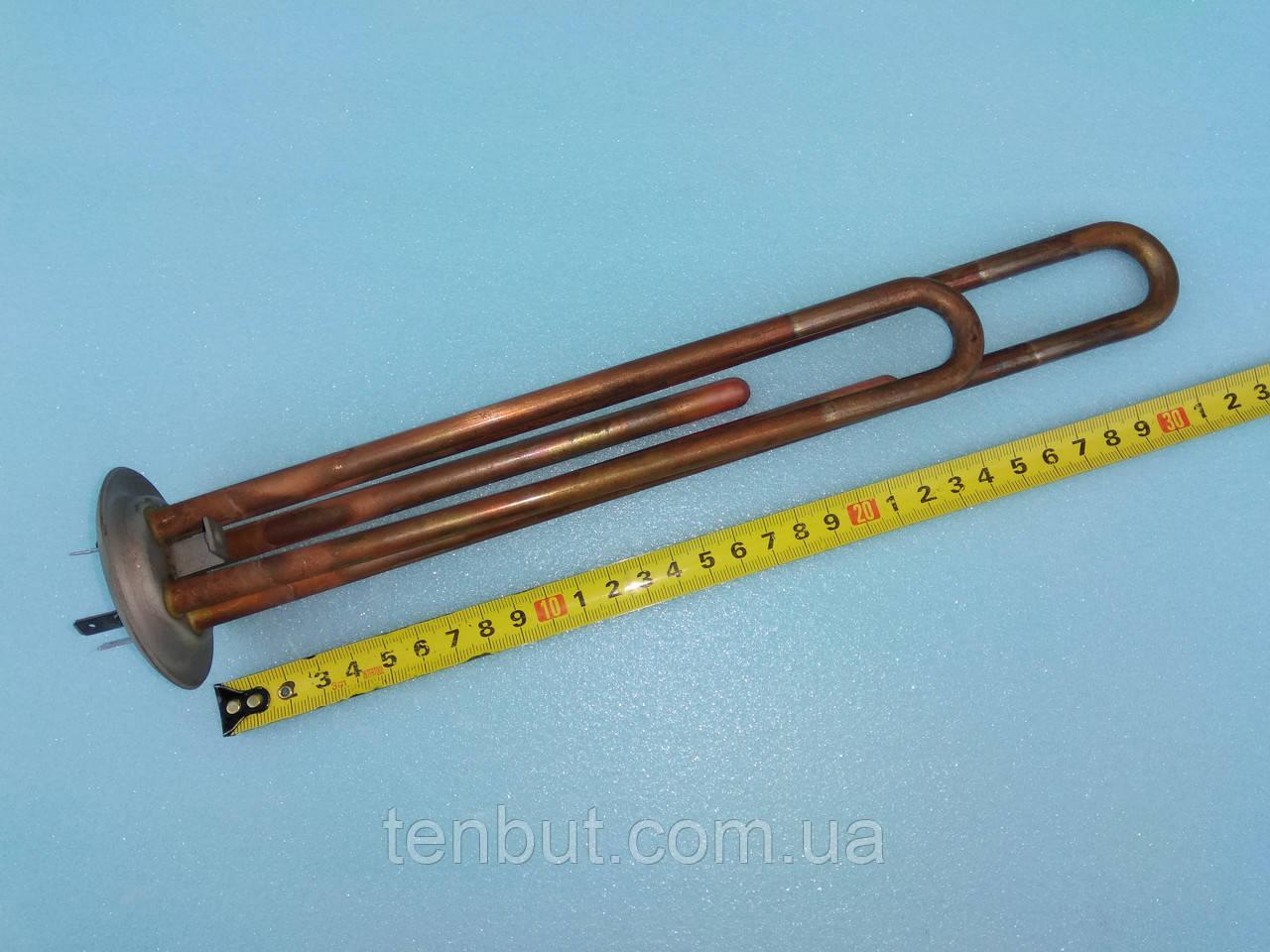 Тэн медный 2,0 кВт. / 220 В. / L - 320 мм. двойной для бойлера Thermex производство KAWAI Китай