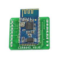 Стерео усилитель 5Вт+5Вт с Bluetooth приемником CSR8645