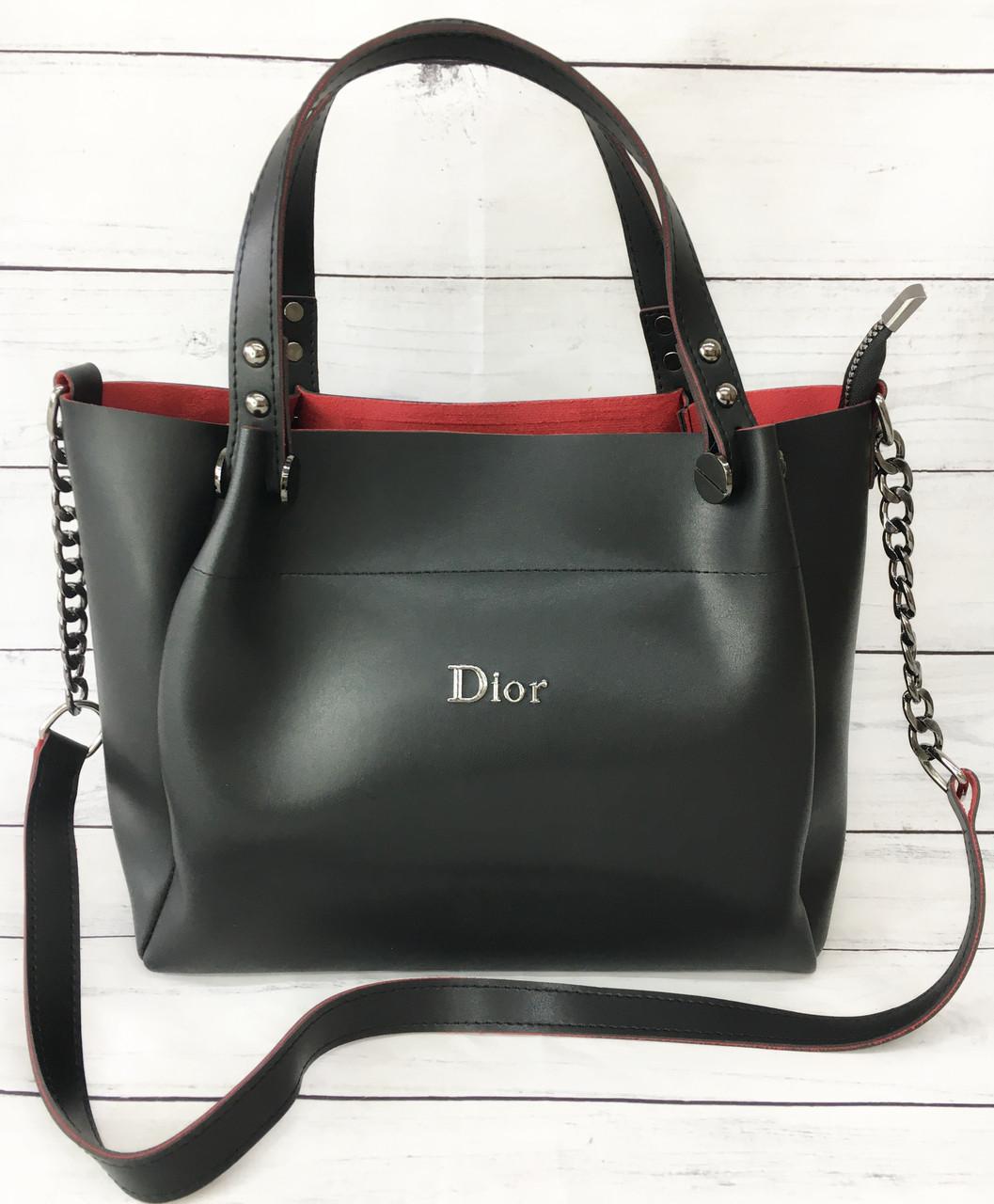 Жіноча сумка Mісhаеl Когѕ (в стилі Майкл Корс), чорна ( код: IBG088B )