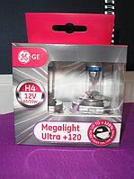 Megalight Ultra Н4+120% - на 120% больше света (Венгрия) (цена за две лампы)