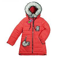 Куртка зима Мики Маус для девочки