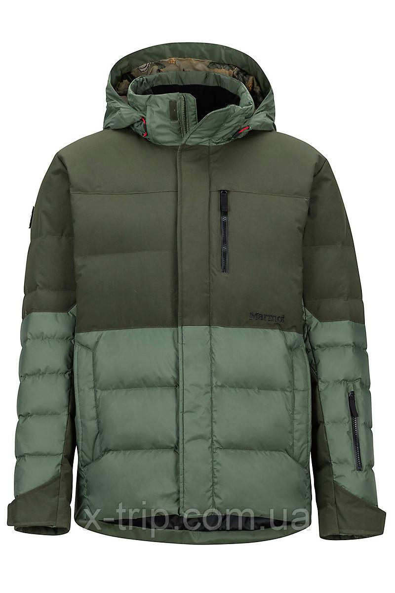 Пуховик Marmot Men's Shadow Jacket M, Crocodile/Rosin Green