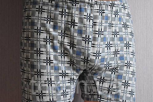 Мужские трусы баталы рисунок крестики, фото 2