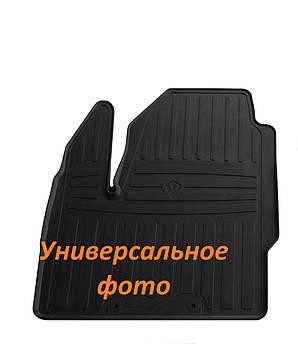 Водительский резиновый коврик для  TOYOTA Tundra (Double Cab/Сrew Max Cab) 2014-2017Stingray