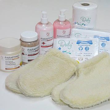 Стартовий набір для проведення холодної парафінотерапії