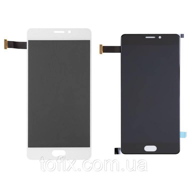 Дисплей для Meizu Pro 7 Plus (M793H), модуль в сборе (экран и сенсор), оригинал (Amoled)