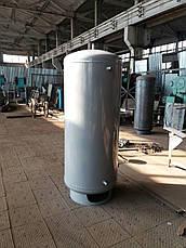 Теплоакумулятор Teplov 2000 л + теплообмінник 9кВт. 1200х2000мм. Безкоштовна доставка!, фото 3