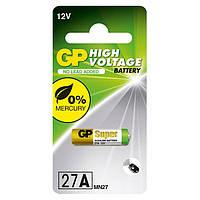 Батарейка GP 27A 12V Alkaline