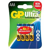 Батарейка GP AAA (LR6) Ultra Plus Alkaline 24AUP