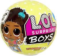 L.O.L. Surprise! Boys Character Doll Series 3 Мальчики лол серия 3