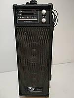 Портативная колонка на акумуляторе MSS-400 НОВАЯ