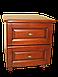 Кровать деревянная София (120*200) венге, фото 6