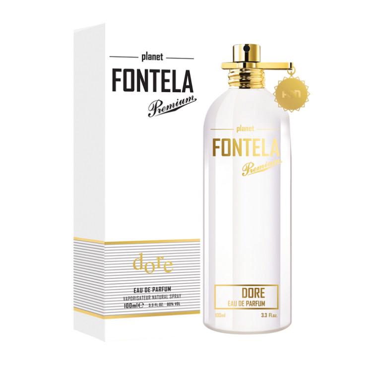 Парфюмированная вода Premium Fontela Dore, 5 мл