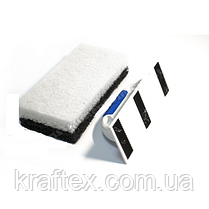 Сменное волокно  тёрки Kubala с нетканым материалом для работы с эпоксидными затирками, фото 2