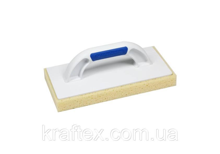 Кубала Пластиковая терка Kubala с губкой SWEEPEX 140*280мм 0388