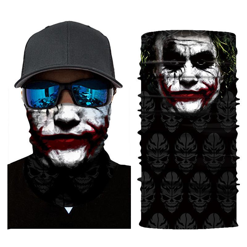 Бафф для лица с Джокером