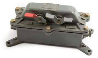 Пост кнопочный КУ-123-13У2