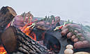 Гриль мангал AHOS PRO Black, фото 2