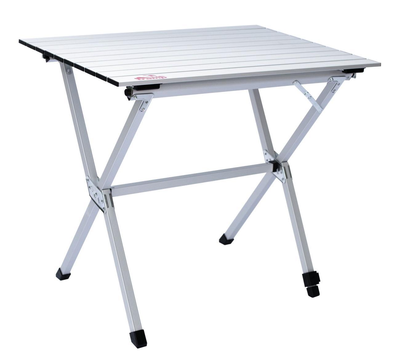 Складной  стол с алюминиевой столешницей Tramp Roll-80 (80x60x70 см) TRF-063