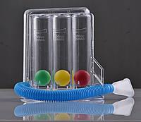 Тренажер дыхательный TRI-BALL Incentive Spirometr