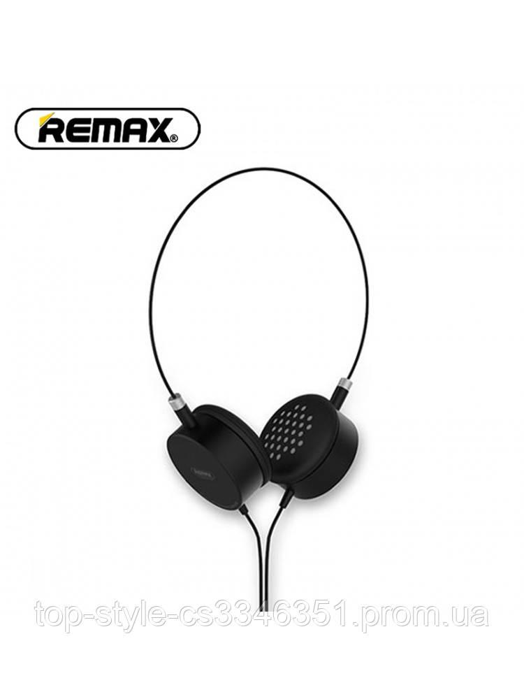 Наушники Remax RM-910 Black
