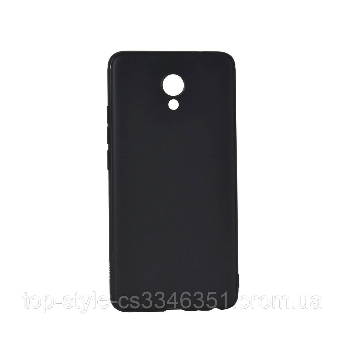 Силиконовый чехол Hoco Fascination Black для Meizu M5 Note Black