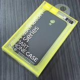 Силиконовый чехол Hoco Fascination Black для Meizu M5 Note Black, фото 2