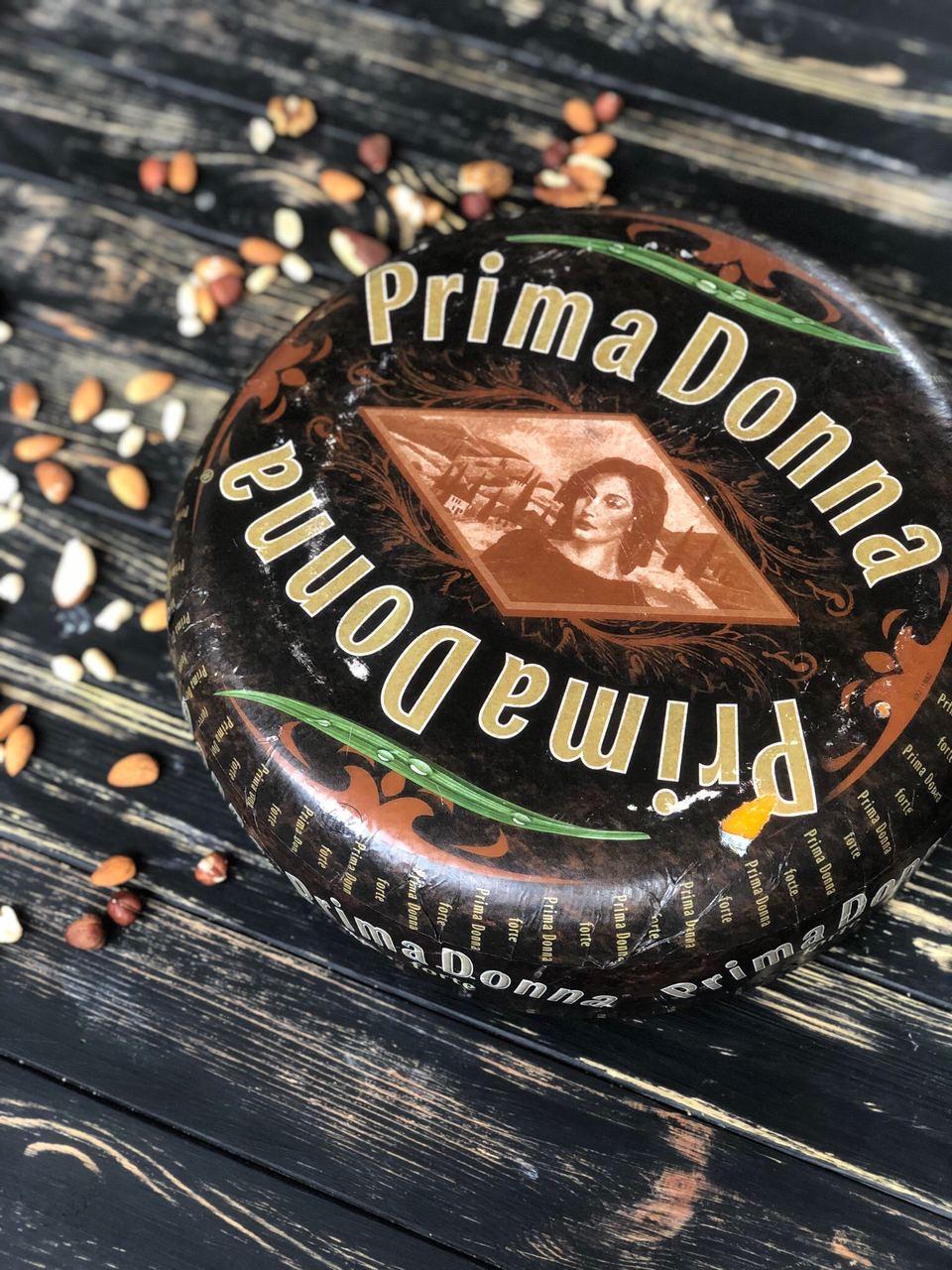 Сыр «Prima Donna Forte» Голландия, Instagram: skladprodyktov_ukraine