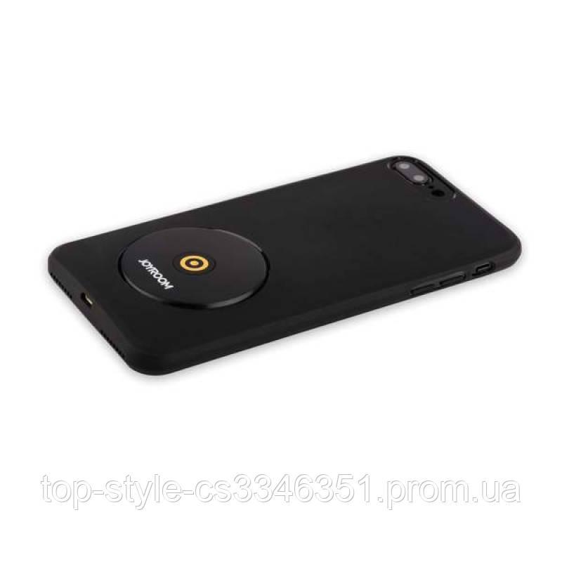 Беспроводное зарядное устройство Joyroom ZS141 Wireless Charger для iPhone 7 2A Black