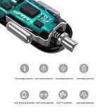 Автомобильное зарядное устройство Usams US-CC036 (1USB 1.2А) Black, фото 5