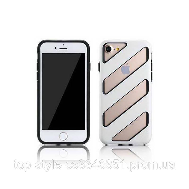 Чехол-накладка Remax Feeling для iPhone 7/8 White