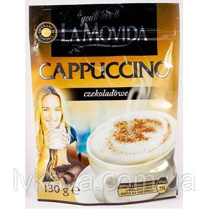 Кофейный напиток Капучино La Movida шоколадный,130 гр, фото 2