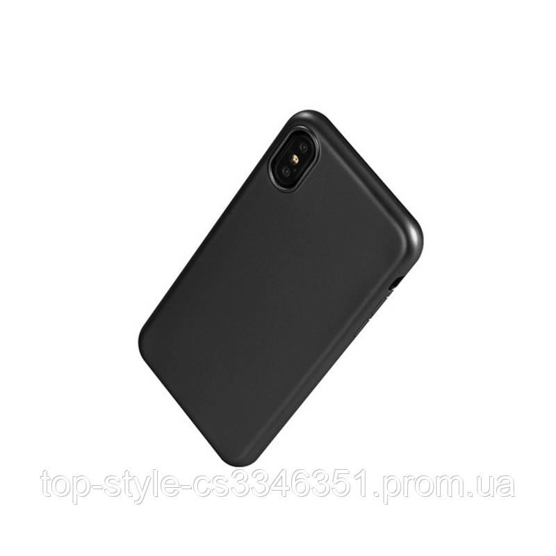 Чехол-накладка Hoco Phantom series protective для iPhone X Black