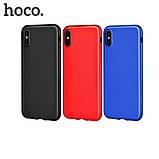 Чехол-накладка Hoco Phantom series protective для iPhone X Black, фото 2