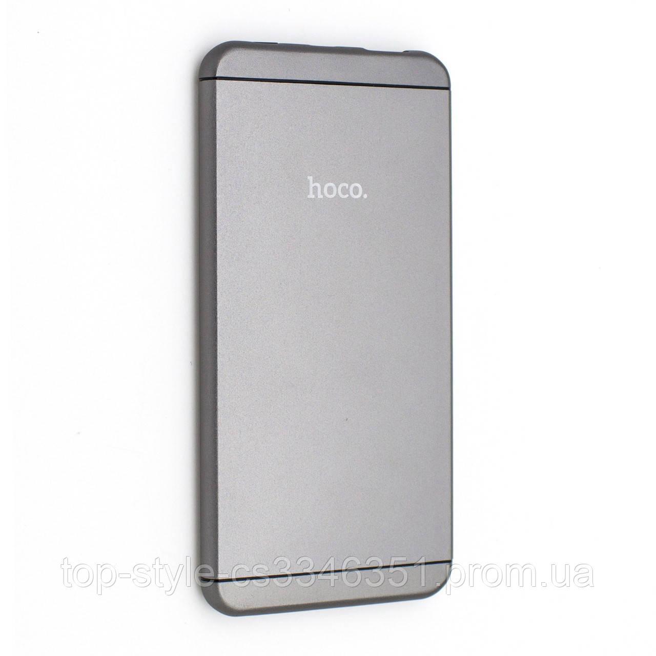 УМБ Power Bank Hoco UPB03 i6 6000mAh Grey
