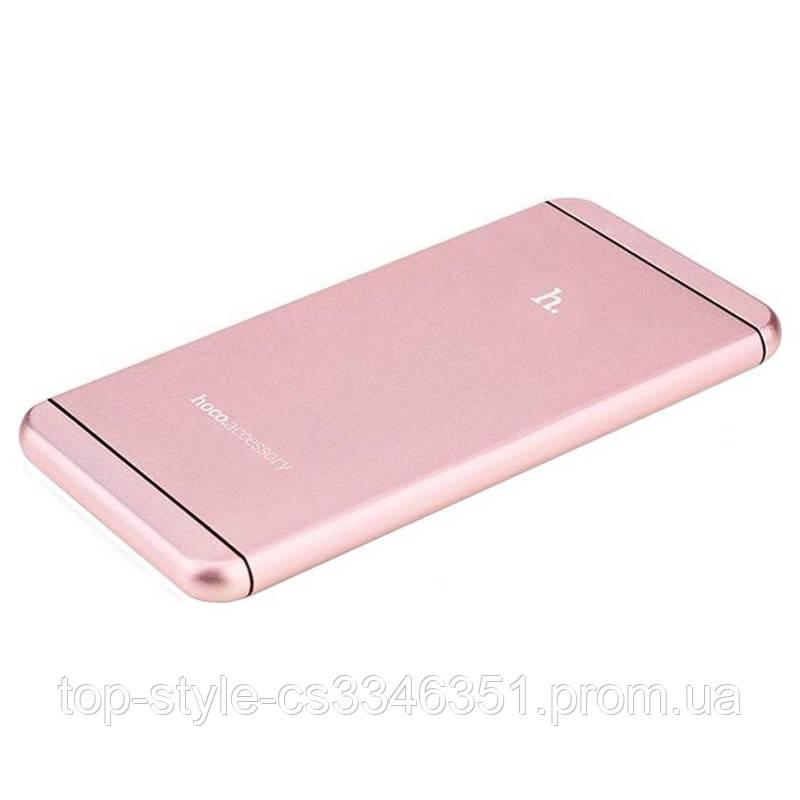 УМБ Power Bank Hoco UPB03 i6 6000mAh Pink Gold