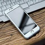 Чехол-накладка Ipaky TPU+PC для iphone 6/6S Silver, фото 3