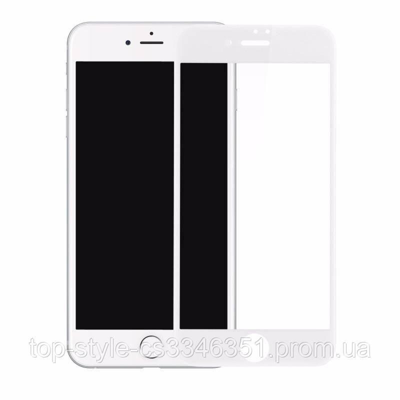 Защитное стекло Hoco Shatterproof edges full screen HD glass (A1) для Apple iPhone 6 Plus/6S Plus White