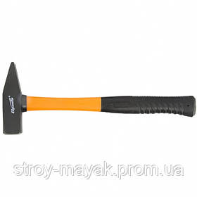 Молоток слюсарний 700 г, фиберглассовая прогумована ручка, SPARTA