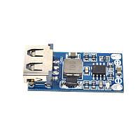 DC-DC понижающий преобразователь c USB MP1584EN IN 5-24V OUT 5V