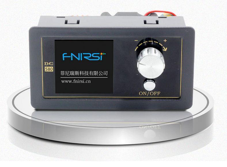Регулируемый источник питания Fnirsi DC-580 CC CV 1.8-32V 5A