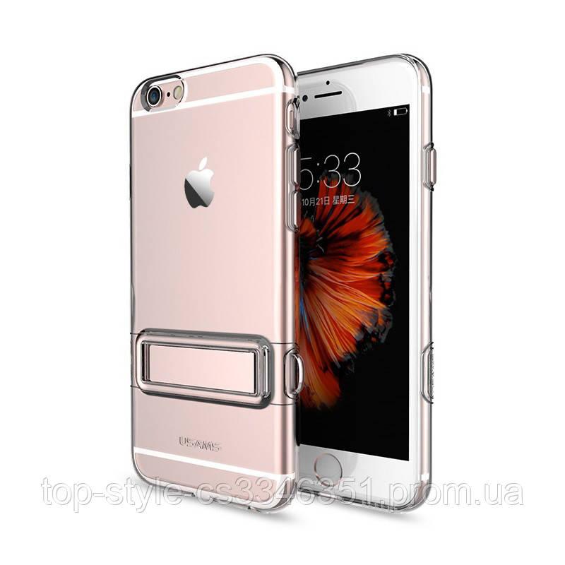 Чехол-накладка Usams Bright Apple iPhone 7/8 Rose Gold