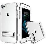 Чехол-накладка Usams Bright Apple iPhone 7/8 Silver, фото 2