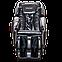 Массажное кресло ZENET ZET 1450 Коричневое, фото 3
