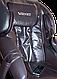 Массажное кресло ZENET ZET 1450 Коричневое, фото 5