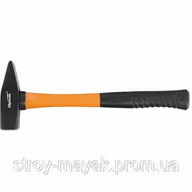 Молоток слесарный 800 г, фиберглассовая прорезиненная ручка, SPARTA