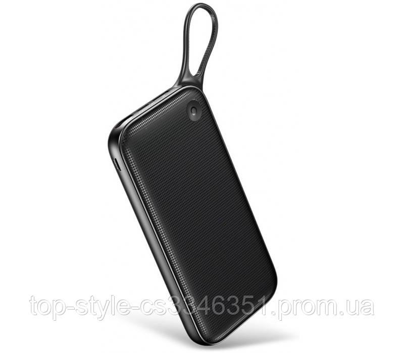 Power Bank BASEUS Powerful Type-C PD+QC3.0 Quick Charge 20000 mAh Black