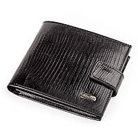 Кошелек мужской CANPELLINI 17032 кожаный Черный, фото 1